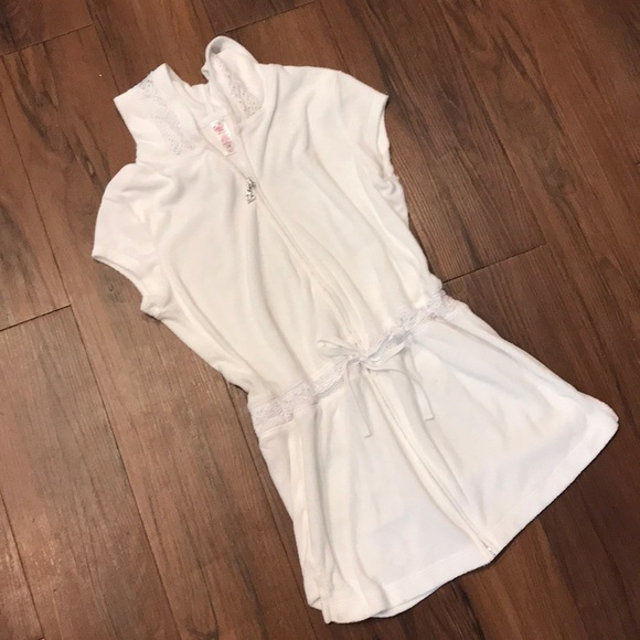 d0a55bc244 Justice Swim | Adorable Girls Terry Coverup | Poshmark